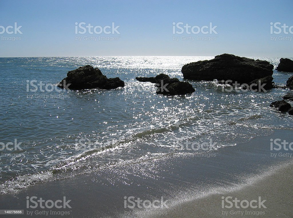 Costa del Sol royalty-free stock photo