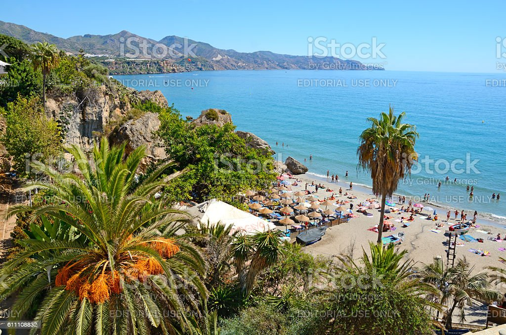 Costa del Sol stock photo