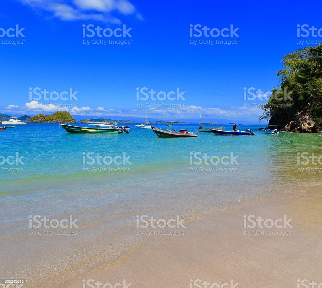 Costa Rica Landscape stock photo
