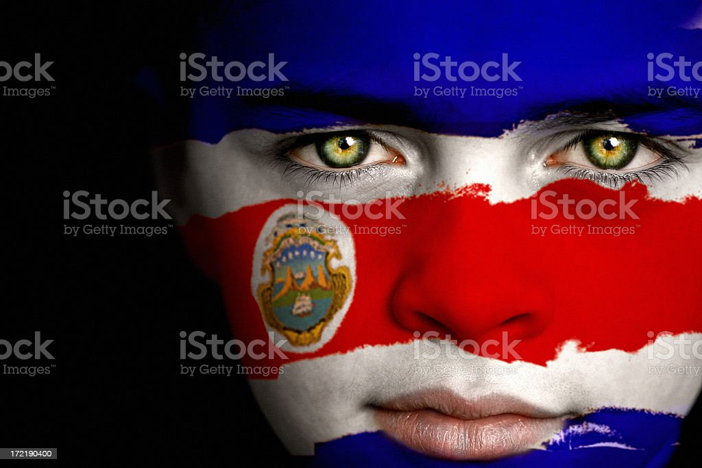 Costa Rica stock photo