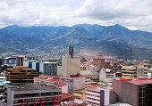 Costa Rica - San José business district