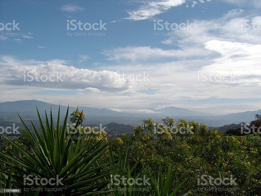 Costa Rica - San Jose royalty-free stock photo
