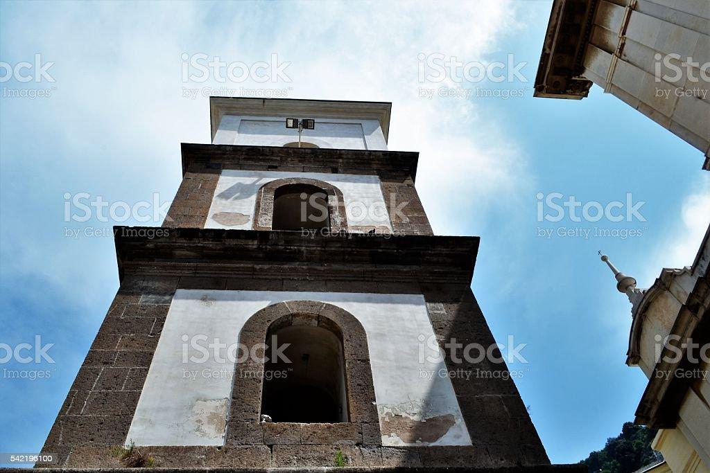 Costiera amalfitana, Positano stock photo