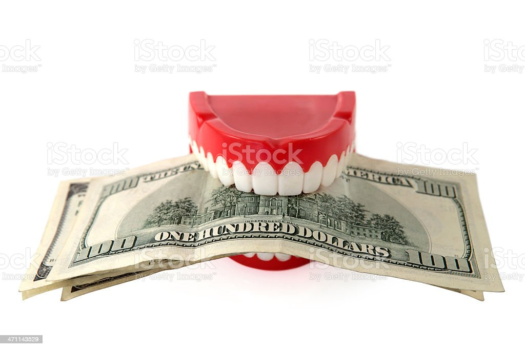 costly smile royalty-free stock photo