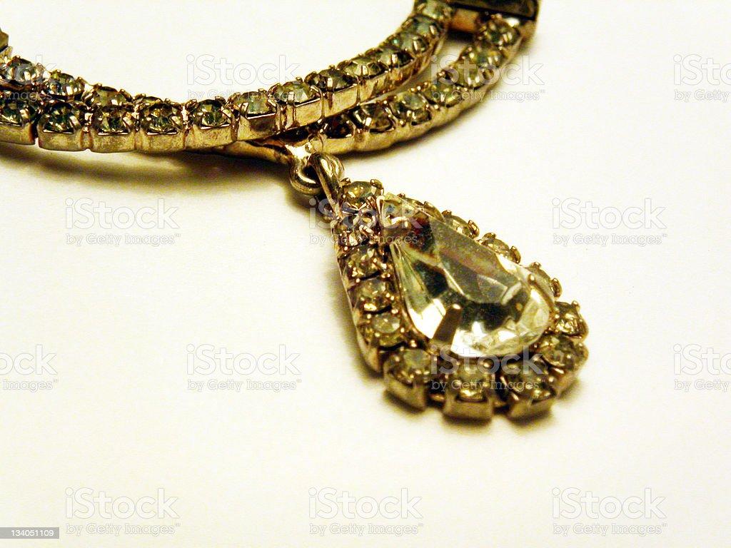 Costume Jewelry #1 stock photo