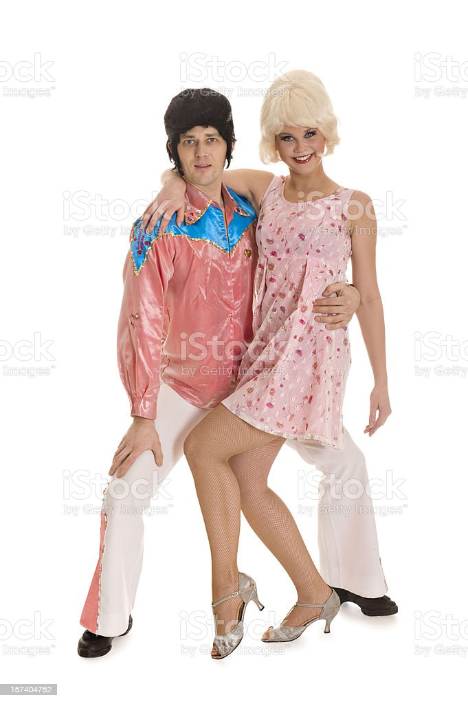 Costume party royalty-free stock photo