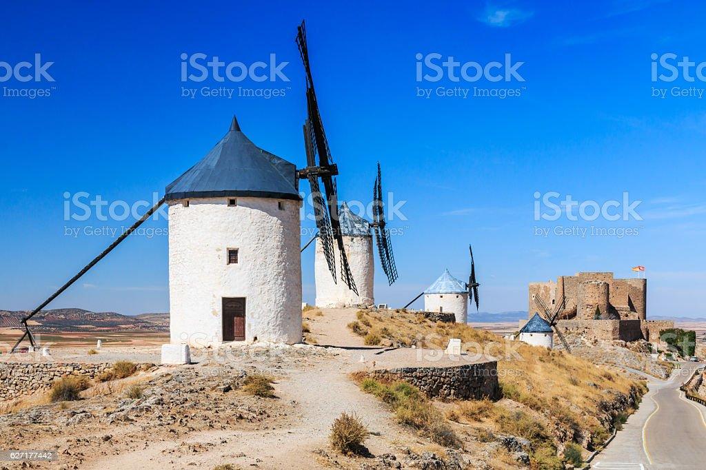Cosuegra, Spain. stock photo