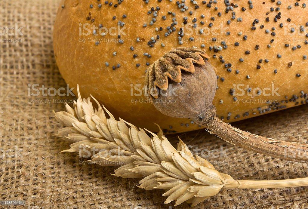 Cosy Bread royalty-free stock photo