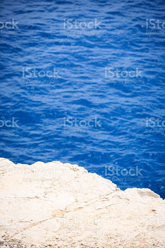 Cote d'Azur stock photo