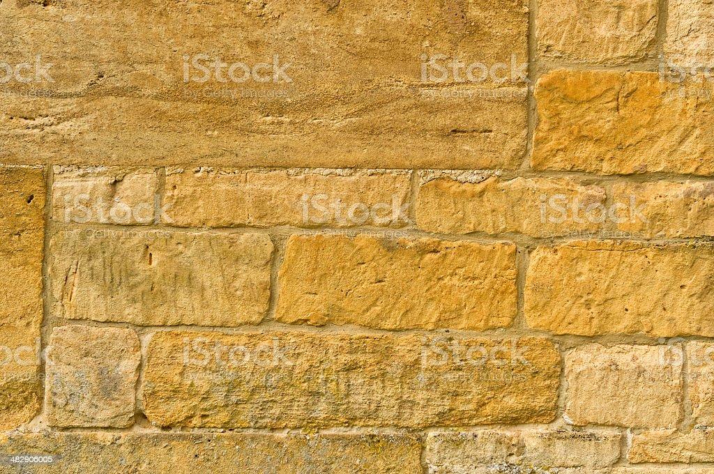 Cotswold Stone stock photo