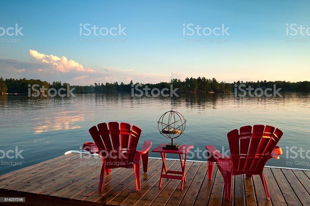 Cottage Leisure stock photo