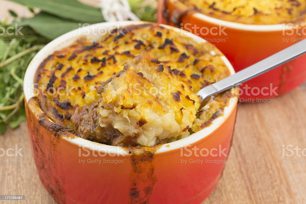 Cottage Pie stock photo