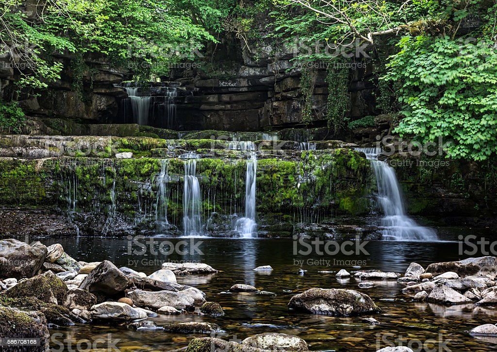 Cotter Force stock photo
