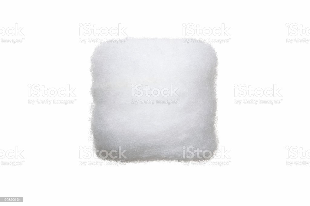 Cotton Ball stock photo