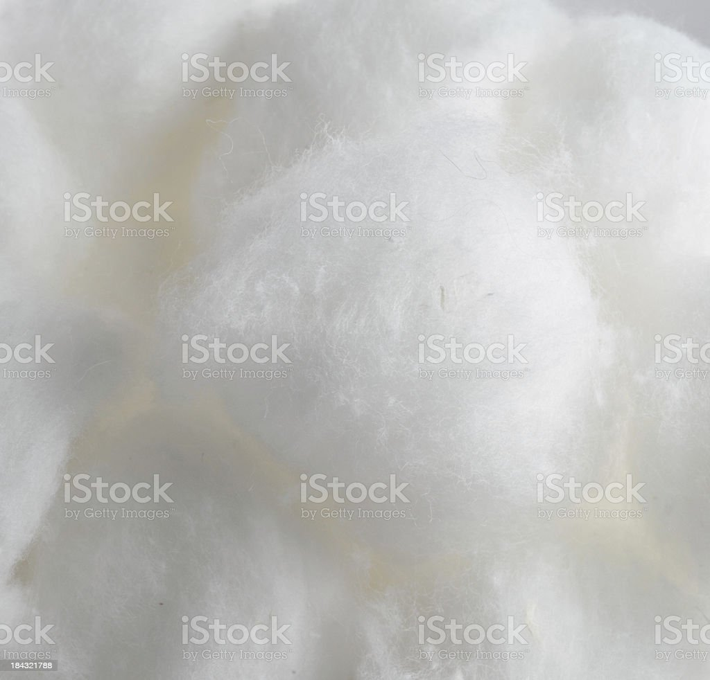 Cotton Balls royalty-free stock photo