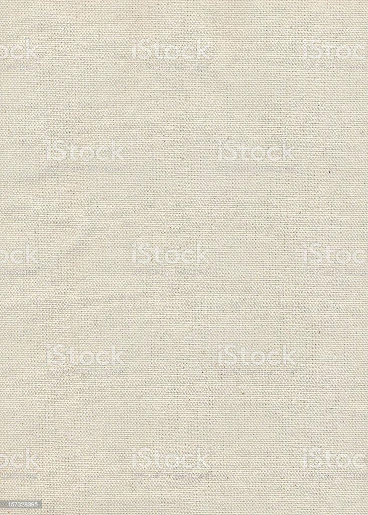 Cotton Canvas Background  XXXL royalty-free stock photo