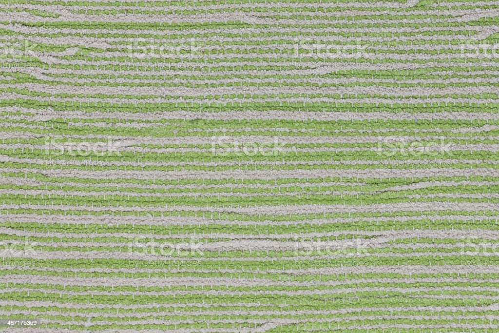 Cotton fabric stock photo