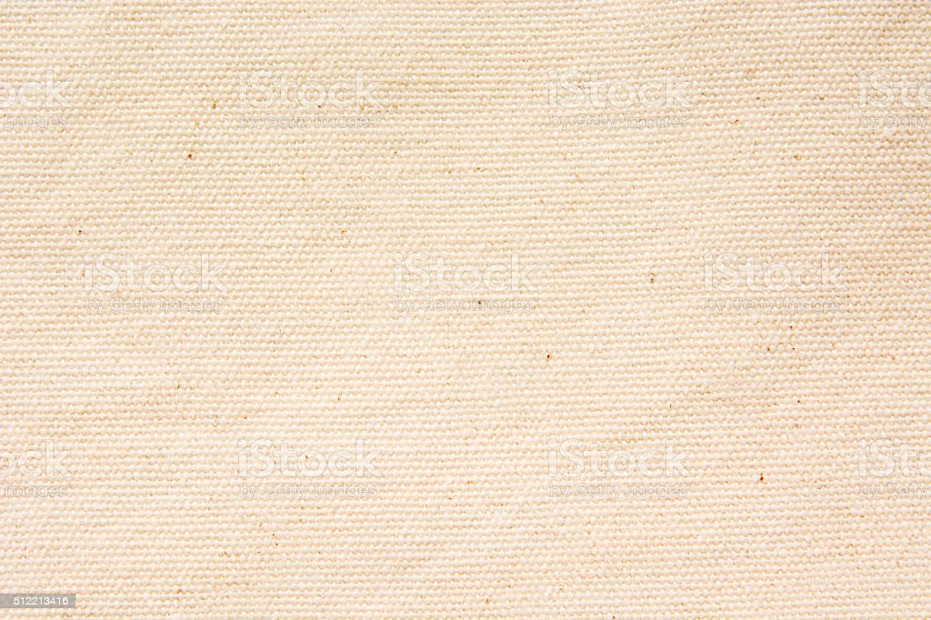 Cotton fabric texture stock photo