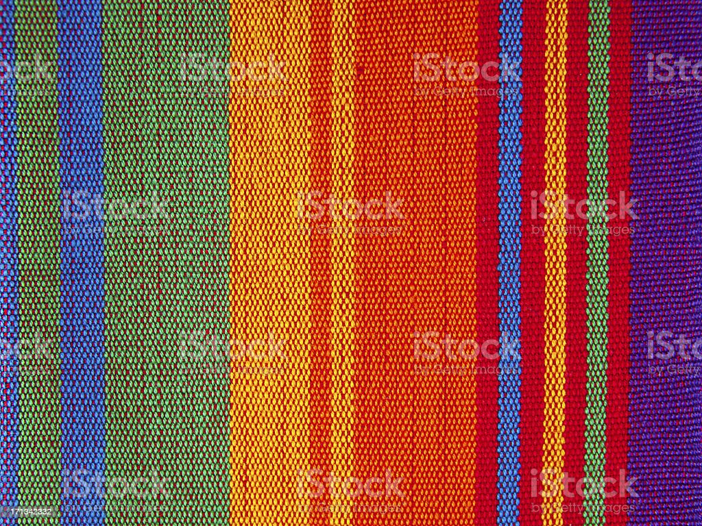 Cotton, Linnen, Wool Textile Fabric Canvas Detail Background royalty-free stock photo