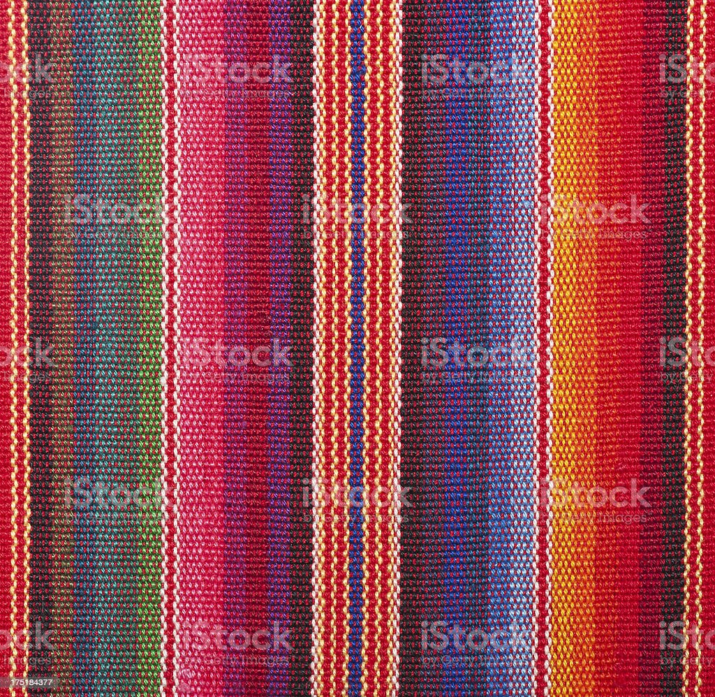 Cotton, Linnen, Wool Textile Fabric Canvas Detail Background stock photo