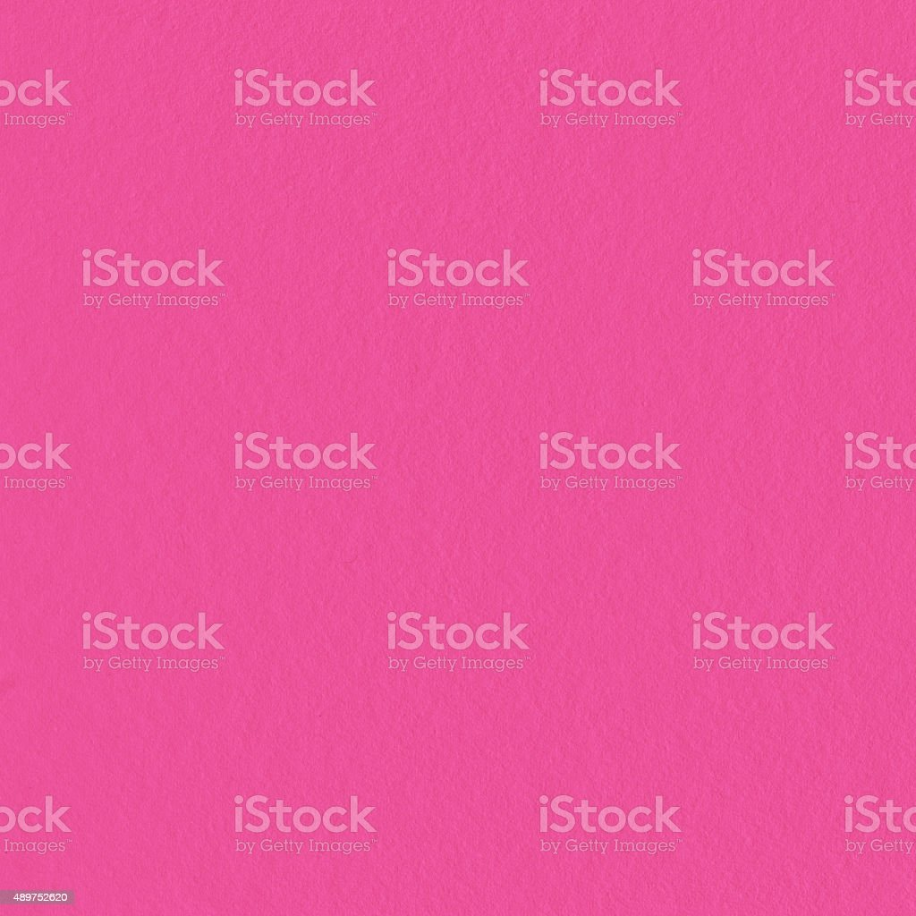 Cotton paper texture square seamless pink stock photo