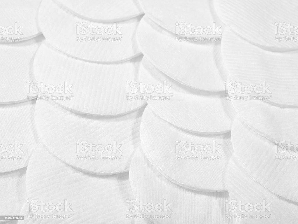 Bastoncillo de algodón foto de stock libre de derechos