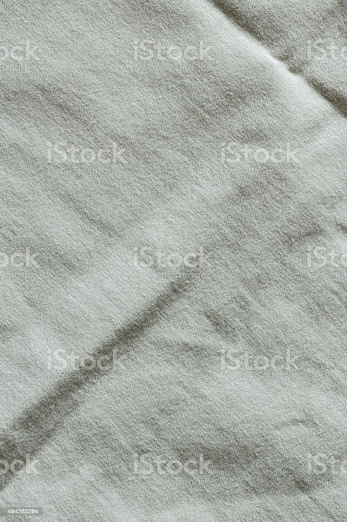 Cotton Textile Canvas Coarse Grunge Texture stock photo