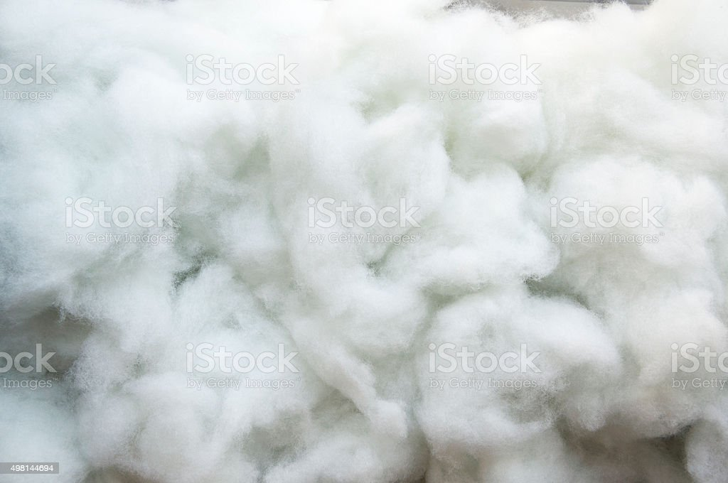 cotton wool white soft texture detail clean concept stock photo