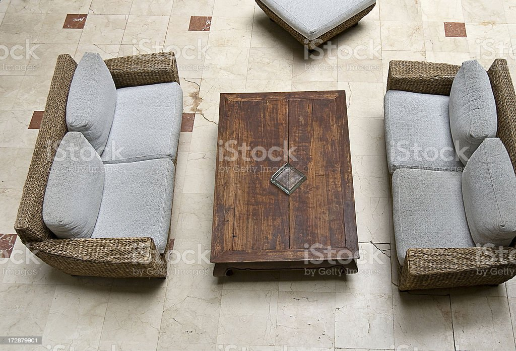 couch groupe royalty-free stock photo