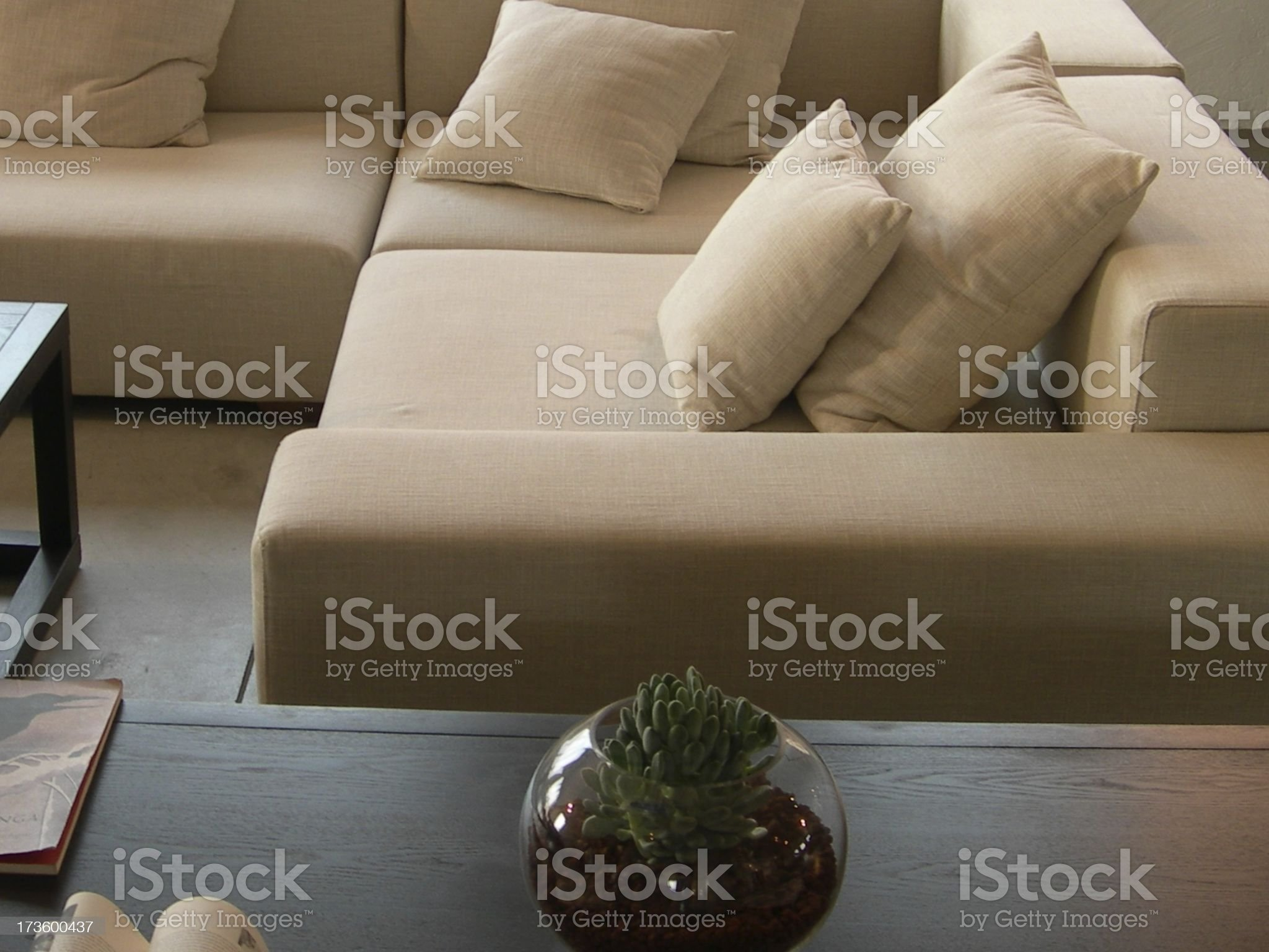 Couch II royalty-free stock photo