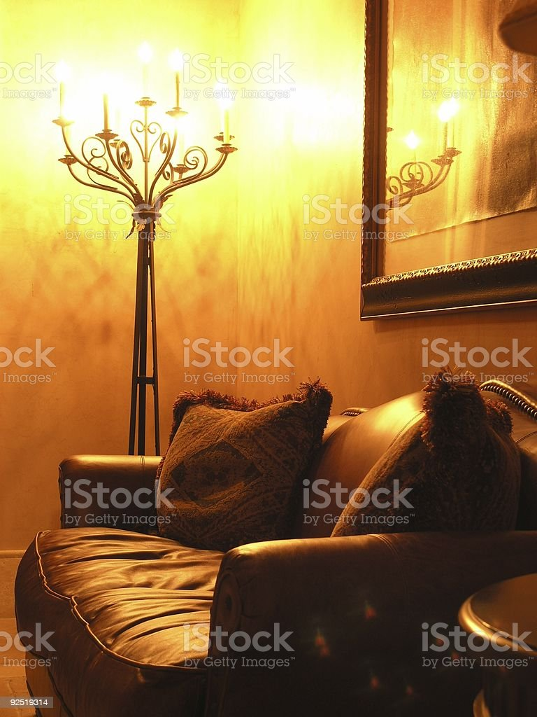 Couch royalty-free stock photo