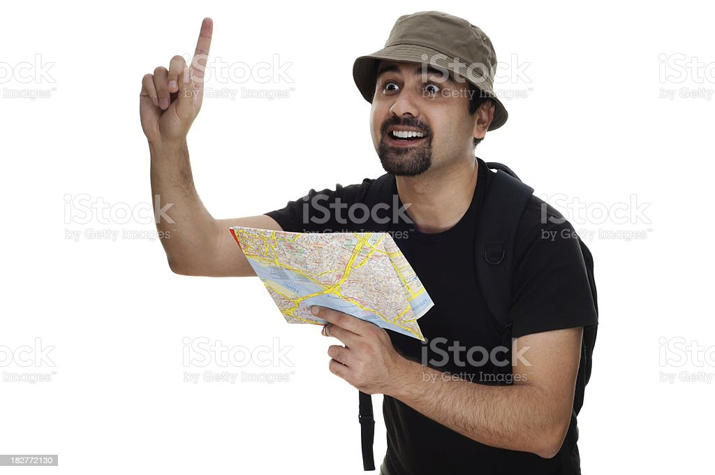 Could you please help me finding this place? stock photo