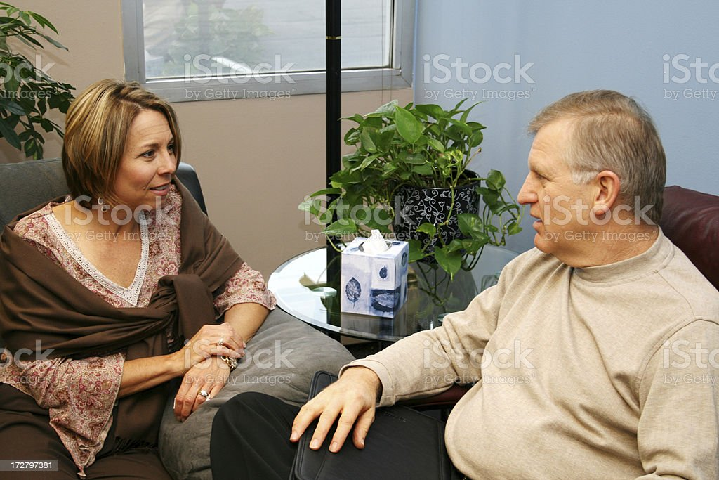 Counselors royalty-free stock photo