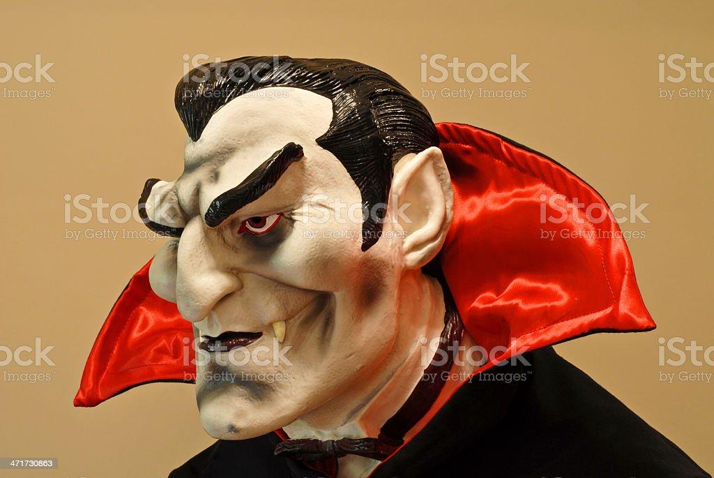 Count Dracula stock photo