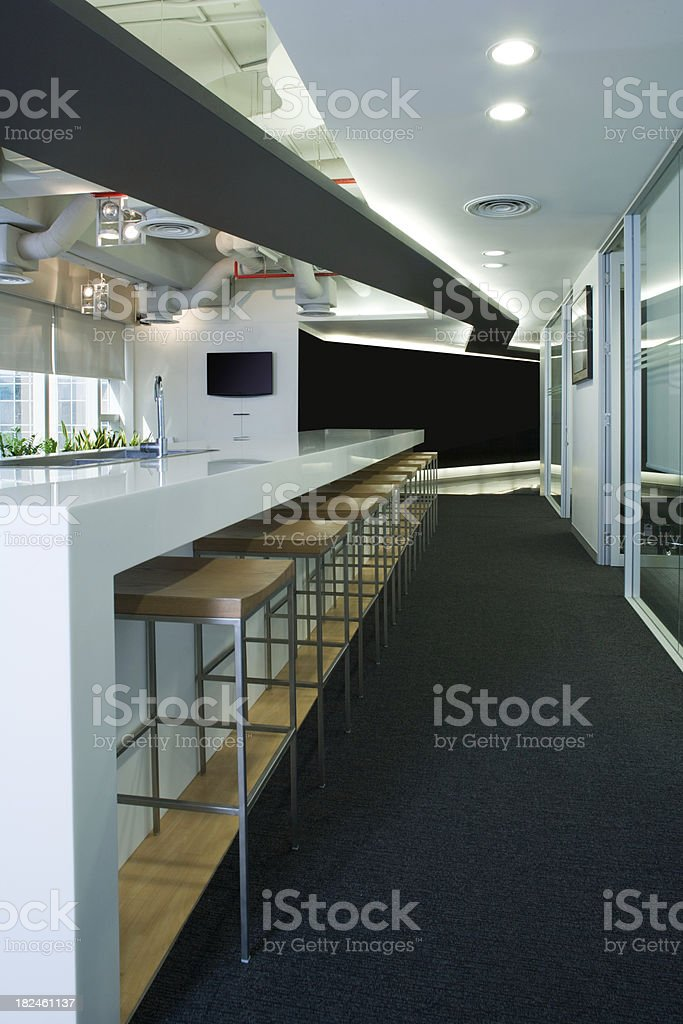 Counter Area stock photo