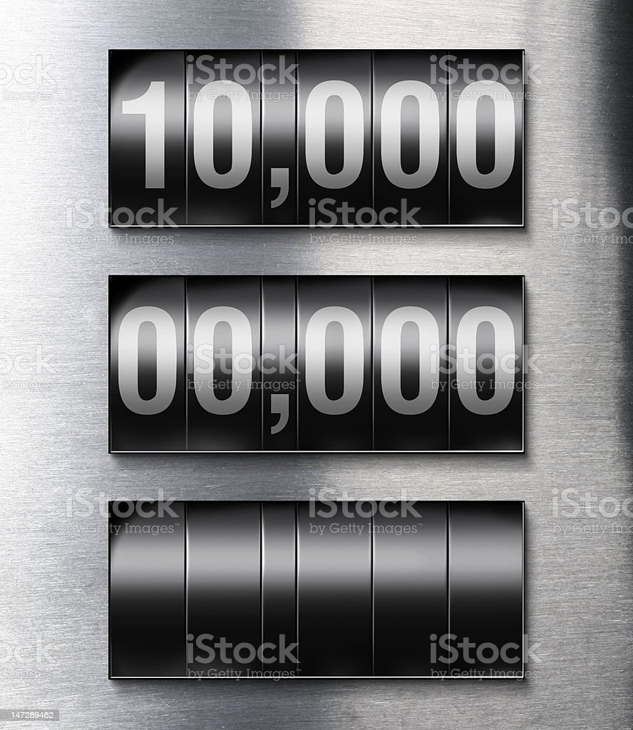 counter royalty-free stock photo