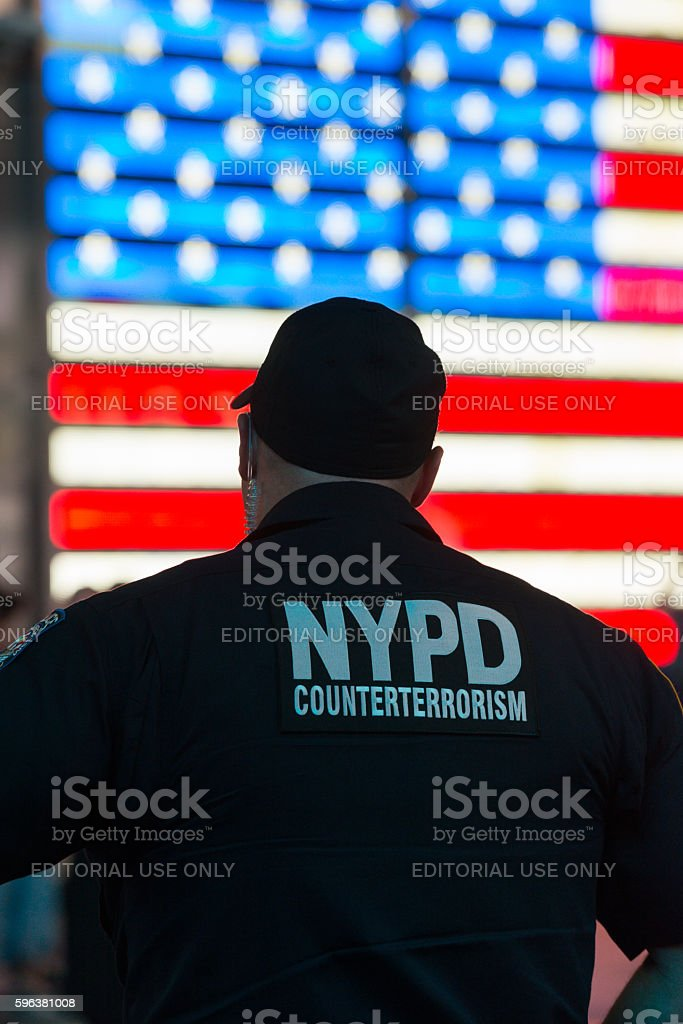 Counter Terrorism stock photo