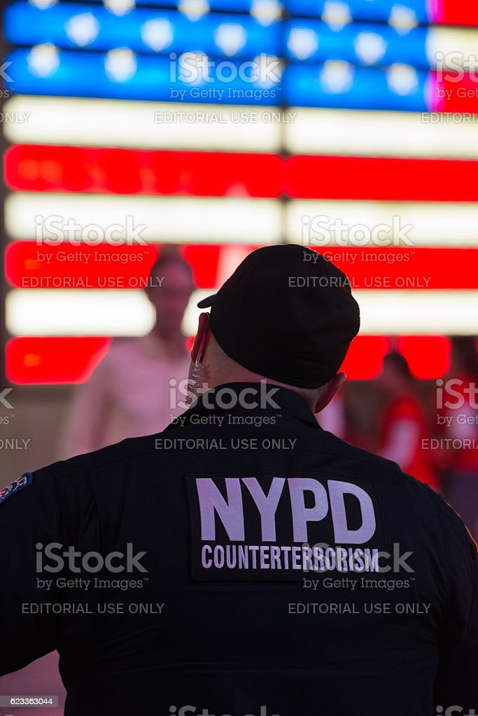Counter Terrorism stock photo
