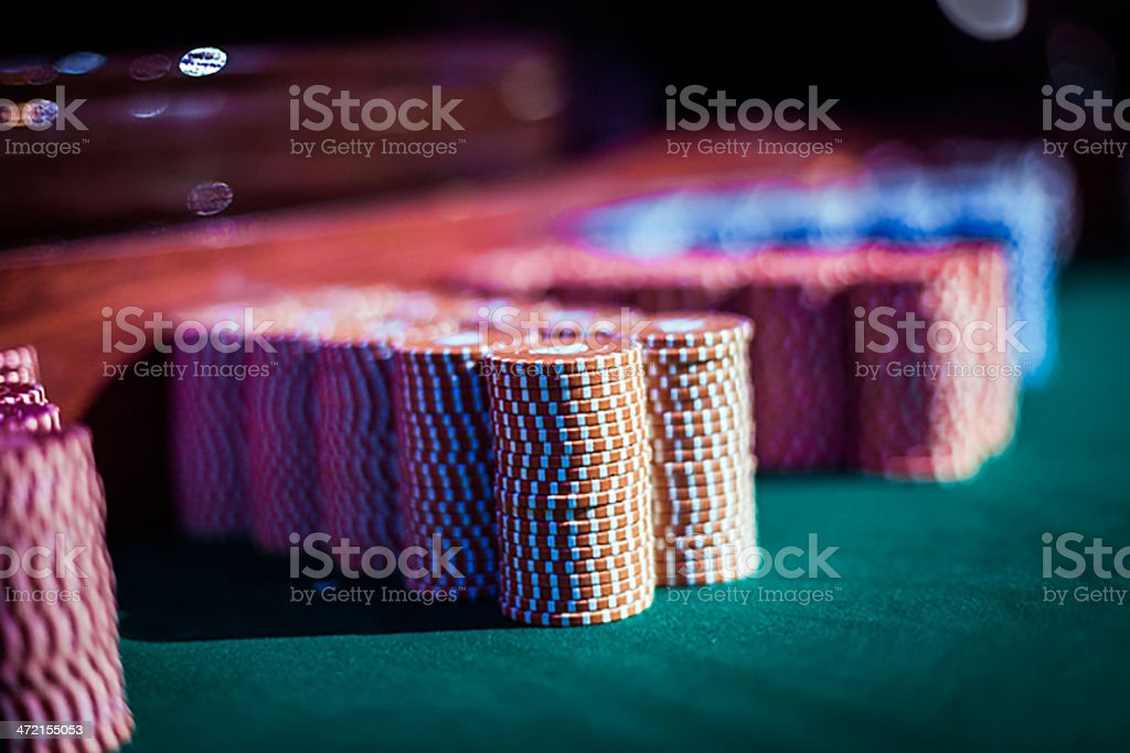 counters royalty-free stock photo
