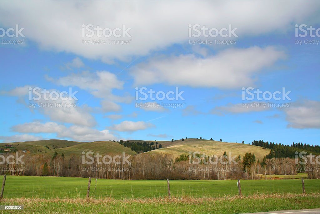 Country 3 stock photo
