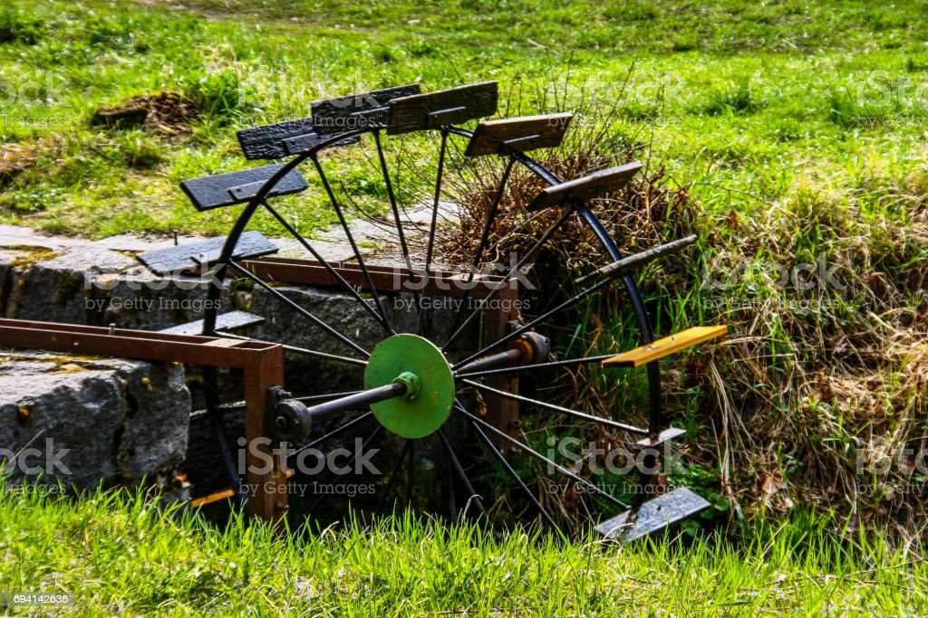 Country and nature paradise Boskovice, Czech Republic stock photo