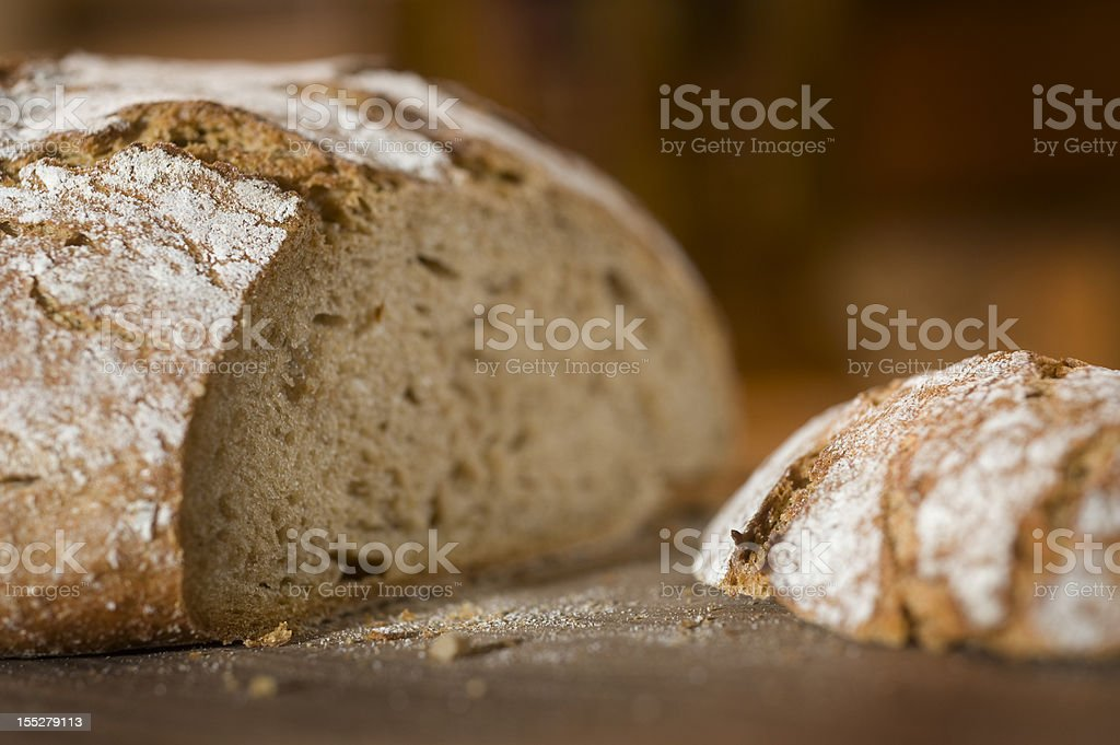 Country Bread, Bauernbrot, Vollkornbrot stock photo