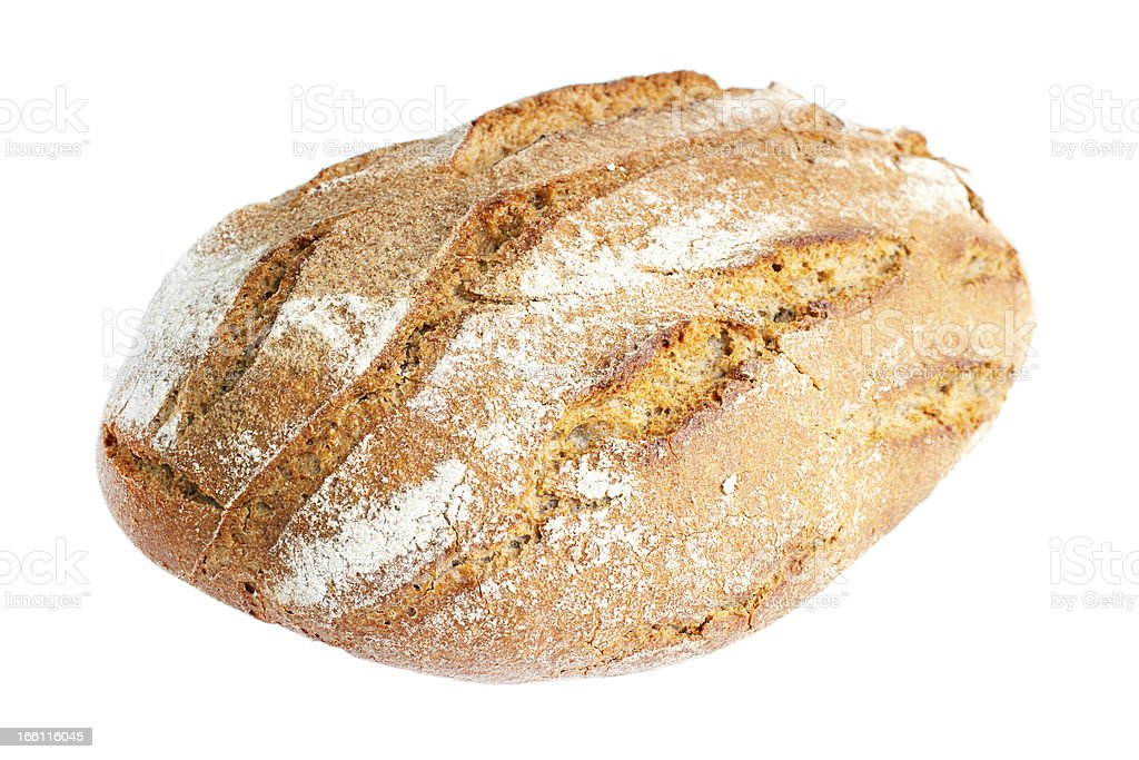 Country bread royalty-free stock photo