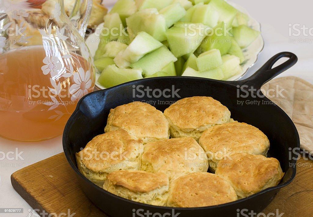 Country Breakfast stock photo