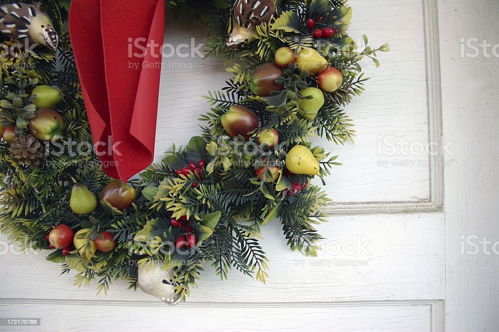 Country Christmas royalty-free stock photo