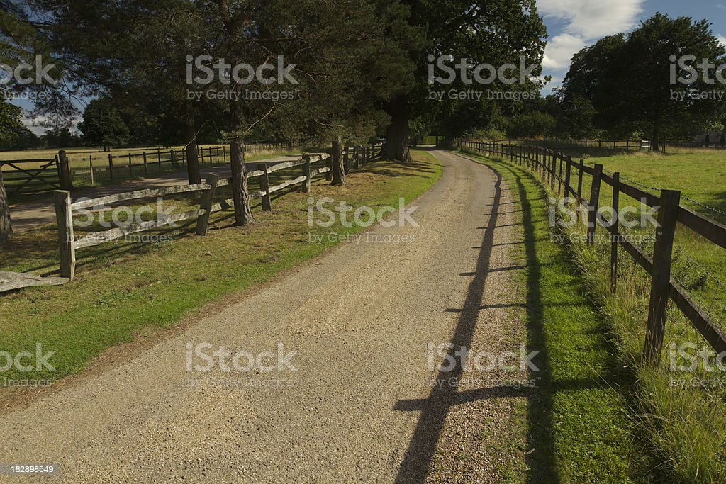 country estate royalty-free stock photo