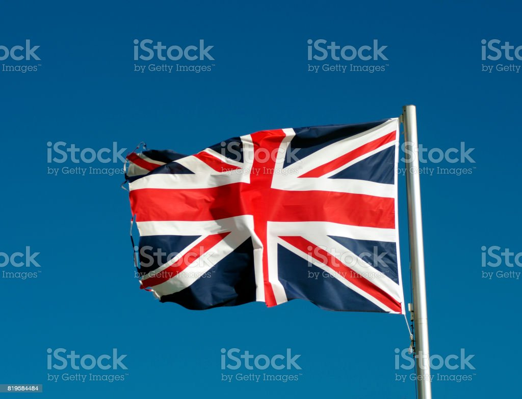Country flag stock photo