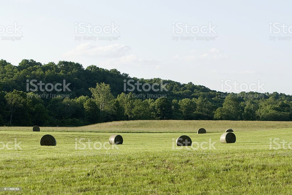 country hills royalty-free stock photo