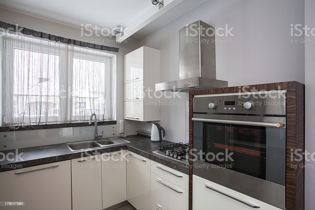 Country home - Kitchen equipment royalty-free stock photo