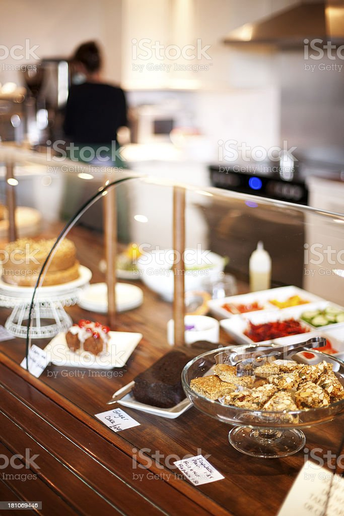 Country house tea room royalty-free stock photo